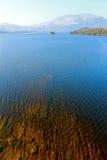 killarney湖 库存照片