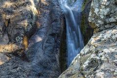 Killarney Glen waterfall Royalty Free Stock Photo