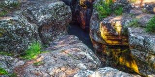 Killarney Glen waterfall Royalty Free Stock Images