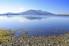 Killarney lake in Ireland Royalty Free Stock Images