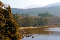 Killarney lake Stock Photo