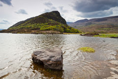 Killarney mountains and lakes Royalty Free Stock Photography