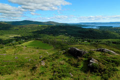 Killarney National Park in Country Kerry, Ireland Royalty Free Stock Image