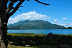 Killarney National Park in Country Kerry, Ireland. Beautiful landscape in the Killarney National Park in Country Kerry, Ireland Stock Photo