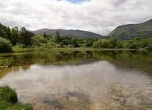 Killarney National Park.Muckross Lake. Stock Photo