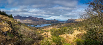 Killarney National Park panorama Stock Photography