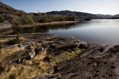 Killarney national park. A view of the Killarney National Park,Ireland Stock Images