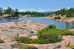 Killarney Provincial Park Stock Photography