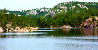 Killarney Provincial Park Landscape Stock Photos