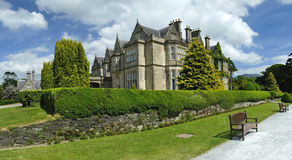 Killarney-Schloss - Seitenansicht Stockfotografie