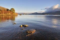 озера killarneys Стоковое фото RF