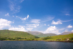 Killary Fjord, Connemara, Co. Galway Stock Photography
