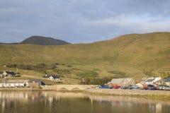 Killary Fjord, Leenane, Connemara National Park Royalty Free Stock Photography