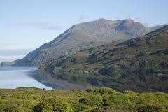 Killary Fjord, Leenane, Connemara National Park Royalty Free Stock Images