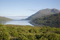 Killary Fjord, Leenane, Connemara National Park Royalty Free Stock Image
