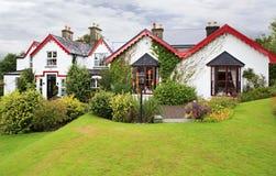 Killeen House Hotel in Killarney. Killarney, Ireland - August 24, 2014: Killeen House Hotel in the Killarney Stock Photos