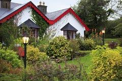 Killeen House Hotel in Killarney Stock Photos
