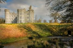 Killeen Schloss Dunsany Grafschaft Meath irland stockfotos