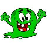 Killer Germ Royalty Free Stock Image