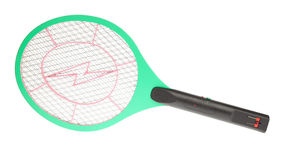 Killer mosquitoes or electronic bug zapper Stock Photography