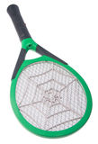 Killer mosquitoes or electronic bug zapper Royalty Free Stock Photos