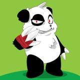 Killer panda Stock Images