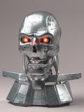 Killer robot Royalty Free Stock Photography