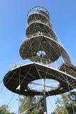 The Killesberg Tower in Stuttgart. Germany Royalty Free Stock Images