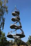 The Killesberg Tower in Stuttgart. Germany Stock Photography