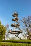 Killesberg Turm - Stuttgart Royalty Free Stock Image