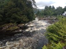 Killin, Scozia fotografia stock
