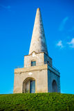 Killiney Hill monument Royalty Free Stock Photography