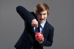 Killing the economy Royalty Free Stock Photography