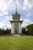 Killing Field National Monument, Cambodia Stock Images