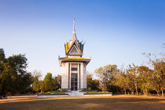 The Killing Fields of Choeung Ek in Phnom Penh, Cambodia Royalty Free Stock Photo