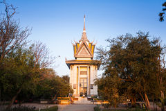 The Killing Fields of Choeung Ek in Phnom Penh, Cambodia Stock Photos