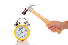 Killing Time Royalty Free Stock Images