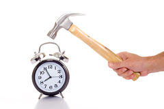 Killing Time Royalty Free Stock Photography