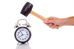 Killing Time Stock Images