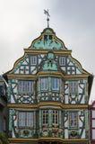 Killingerhaus i Idstein, Tyskland arkivbild