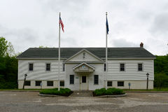 Killington城镇厅,马萨诸塞,美国 免版税库存照片