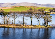 Killington-Reservoir lizenzfreies stockfoto