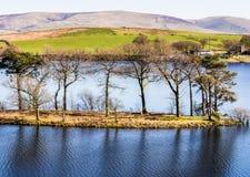 Killington reservoir royalty free stock photo