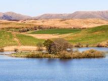 Killington reservoir Royalty Free Stock Photography