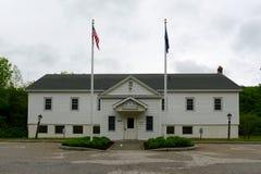 KillingtonStadhuis, Massachusetts, de V.S. Royalty-vrije Stock Foto