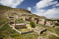 Killit (Dereiçi), село Suryani, Mardin Стоковая Фотография RF