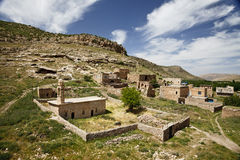 Killit (Dereiçi), the Suryani Village, Mardin Royalty Free Stock Photography