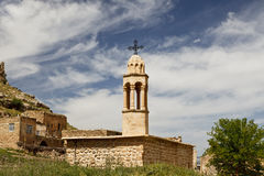 Killit (Dereiçi), the Suryani Village, Mardin Stock Image