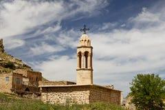 Killit (Dereiçi), the Suryani Village, Mardin Stock Image