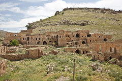 Killit (Dereiçi), the Suryani Village, Mardin Royalty Free Stock Photos